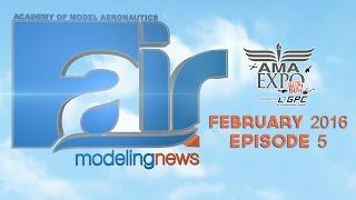AMA Air - February 2016  AMA Expo!