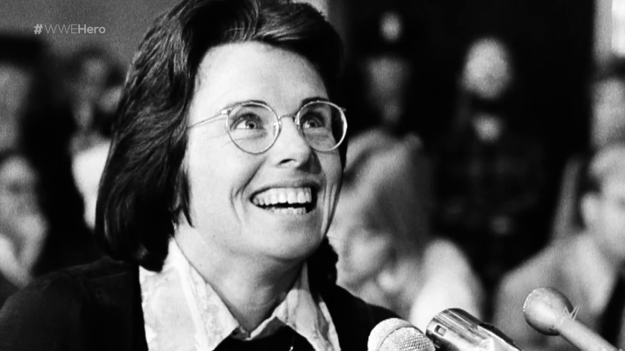 WWE celebrates Billie Jean King during Women s History Month