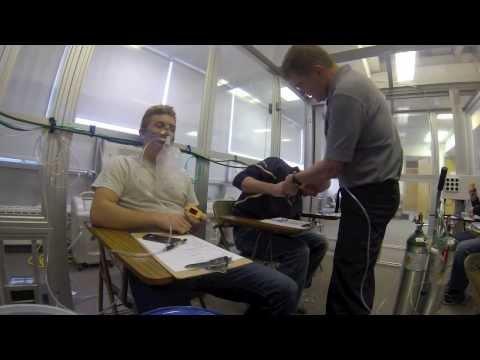 WMU Aviation Normobaric Chamber: Hypoxia Training