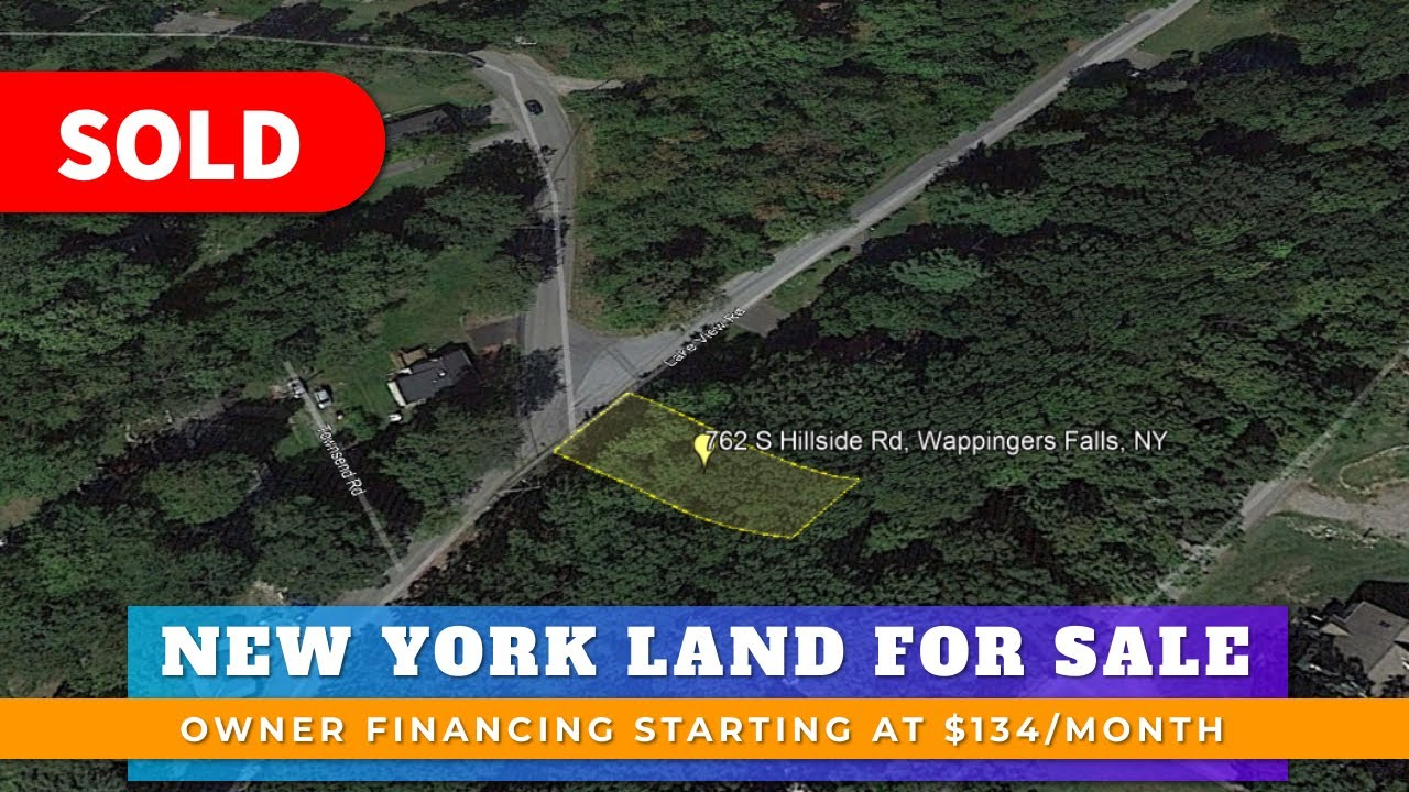 Just Sold By WeSellNewYorkLand.com - Cheap Land For Sale E Hillside Rd East Fishkill, NY