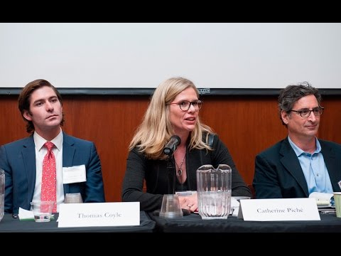 2015 Fall Conference: Litigation Funding: Panel 3