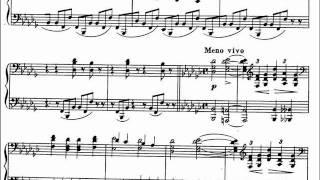 Magaloff plays Scriabin Etudes Op.8 - No.7