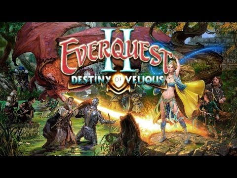 Everquest II Gameplay Review #001 [Staffel 3] [Deutsch/German] - Let's Play Everquest 2