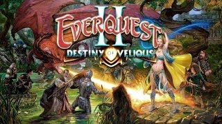 Everquest II gameplay Review #001 [Staffel 3] [Deutsch/German] - Let