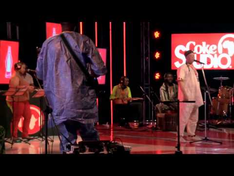 Africa by Salif Keita feat. Lady Jay Dee at Coke Studio Africa, Season 1, Episode 1