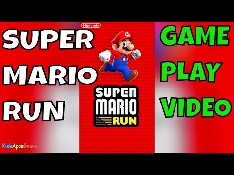 Super Mario Run iPhone iOS Gameplay Video World 1 - Including defeating boss Bowser 🏃🐲 thumbnail