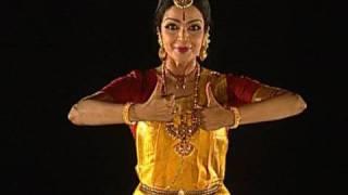 Bharatanatyam  on Ambika Pallavi