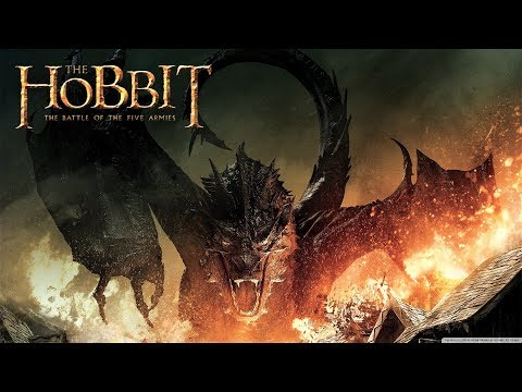 Smaug Vs Bard - The Hobbit The Battle of the Five Armies