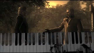 Baixar Metal Gear Solid 4 - Ending scene (Father and Son) [Piano cover]