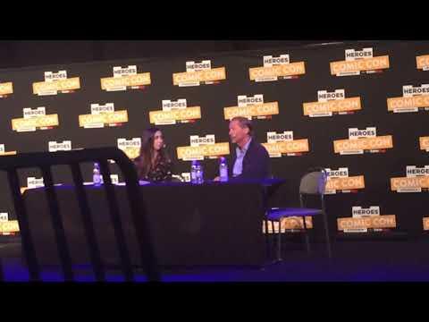 Iain Glen, Comic Con Stockholm 2017