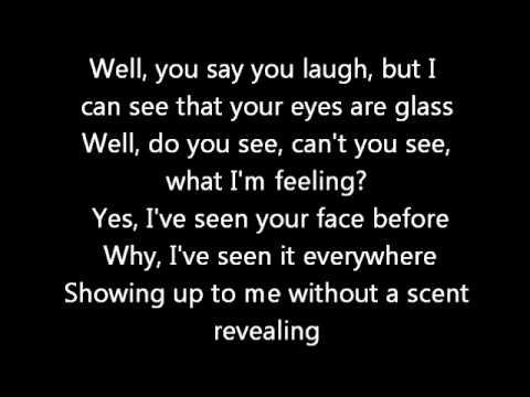 Rush-Here Again (Lyrics)