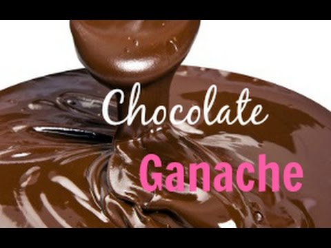 How To Make Chocoate Ganache For Cake Decorating Cake Style Youtube