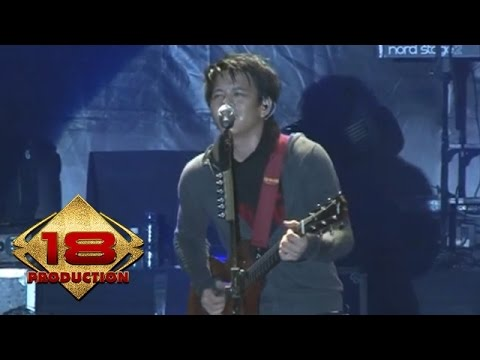 NOAH - Menghapus Jejakmu (Live Konser Kediri Februari 2013)