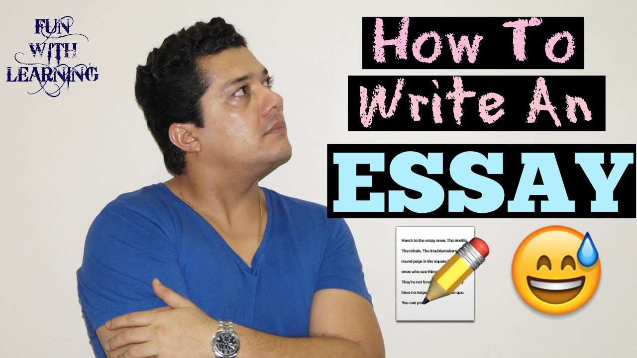 fun learning essay Here are some new essay topics and writing prompts to make  is hard for most  students and many will struggle at first before learning to write well  try to make  your essay about a seemingly mundane task more interesting.