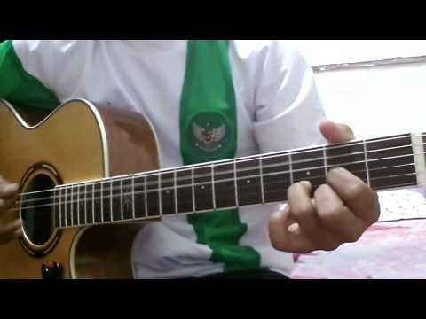 Seanggun warna senja (cover by cefy jharanta)