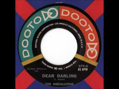 The Medallions - Dear Darling
