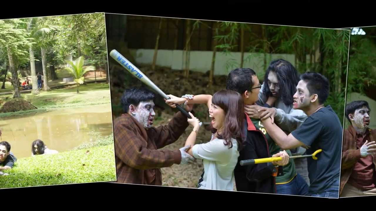 Pre Wedding Zombie Aditya Gita Youtube