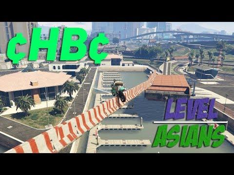 ¢HB¢ Jump'n'Slide (018)  - GTA 5 Map | HalbRahm