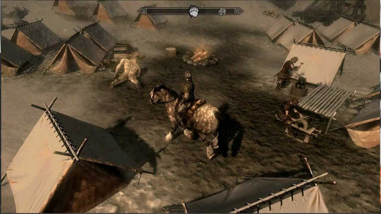 how to get to windhelm marketplace skyrim