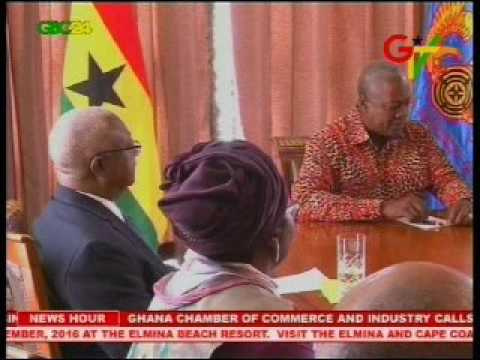 AU, ECOWAS Election Observer missions call on President Mahama