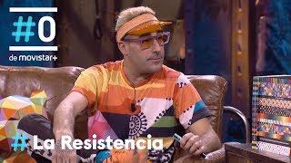 LA RESISTENCIA - Entrevista a Okuda San Miguel   #LaResistencia 25.02.2019