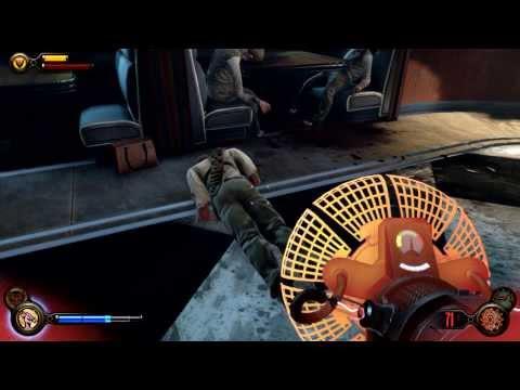 Bioshock Infinite Burial At Sea Ep 1 - Bistro: Radar Range Acquired 3958 & Vent #3, Shirley Womack |