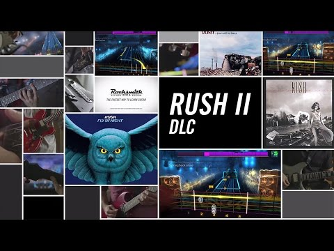 Rocksmith 2014 Edition DLC - Rush Song Pack II