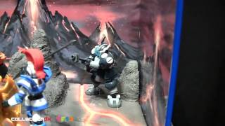 Little Battlers (LBX) toys at New York Toy Fair 2013 - CollectionDX