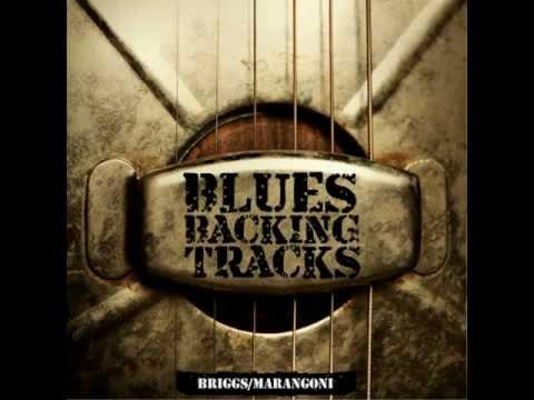 Blues Backing Track in D - Swamp Blues Key of D (Briggs/Marangoni)