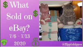 What Sold on eBay? | 7/6 - 7/13