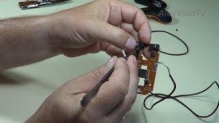 Ремонт колесика(скролла) компьютерной мыши без выпаивания...