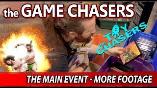 The Game Chasers - The Main Event - BONUS FOOTAGE