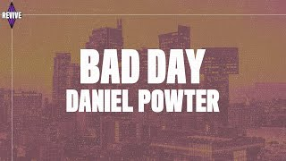 """Download Mp3 Daniel Powter - Bad Day  Lyrics  """"cause You Had A Bad Day"""""""