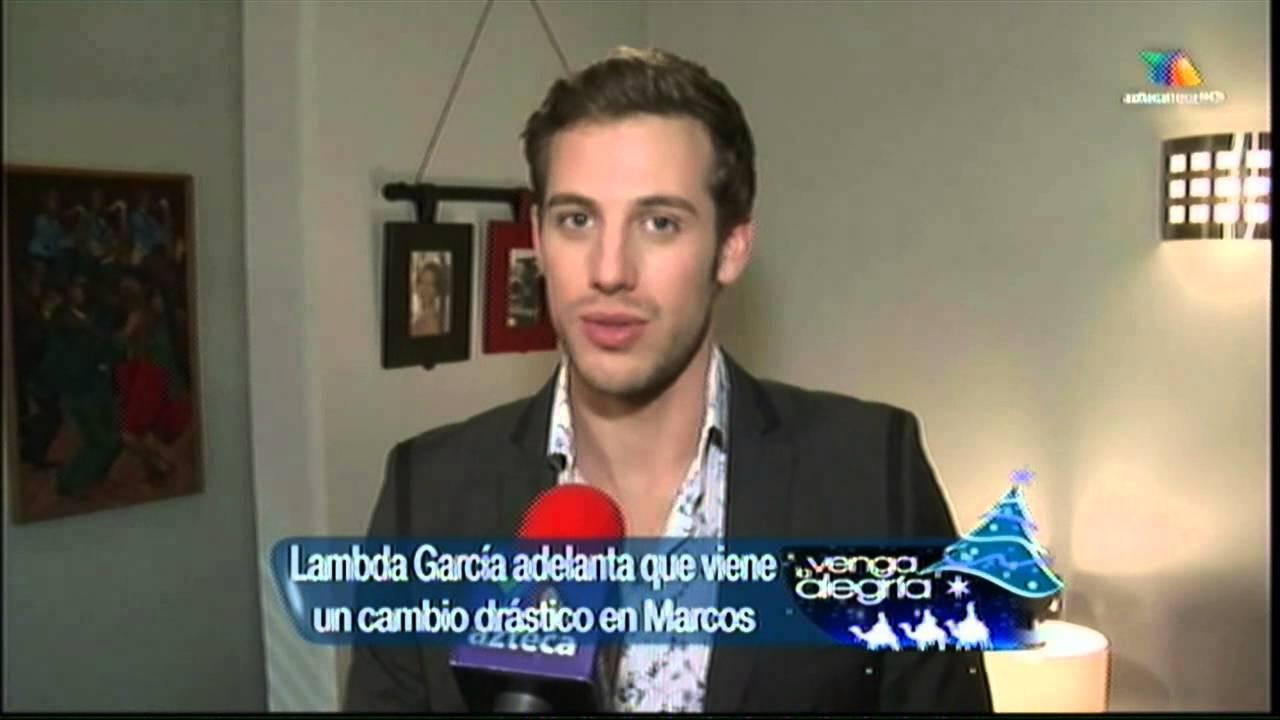 Lambda García habla de Remedios y Marcos en la otra cara del Alma ...