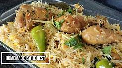 Curry Recipe- Chicken Tikka Birayni