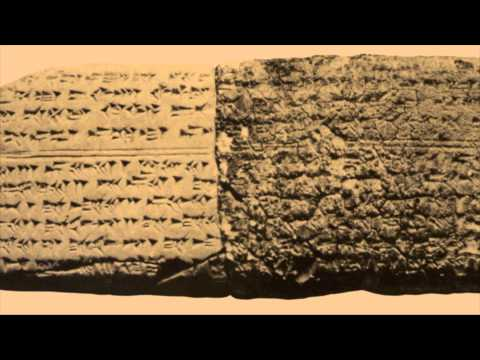 Hurrian Hymn To Nikkal / No. 6 (1400 B.C.)