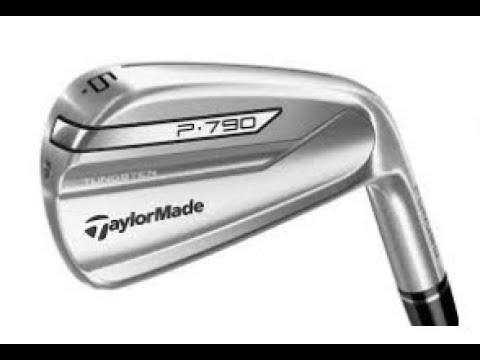 TaylorMade P790 Review by Mark Crossfield for GolfOnline