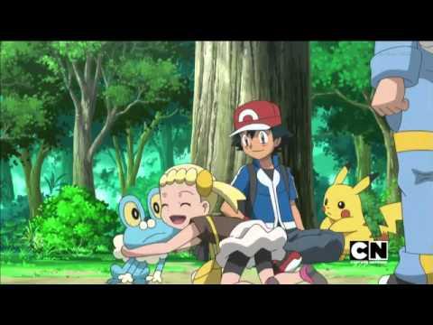 Pokémon XY ep 3 HD tela grande