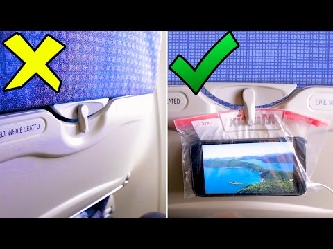 Thumbnail: 11 Travel Hacks Everyone Should Know! Great For Summer Trips