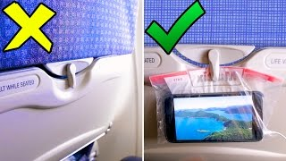 11 travel hacks everyone should know! great for summer trips