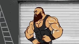 WWE behind the scenes RAW