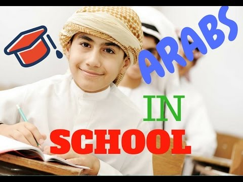 ARABS IN SCHOOL