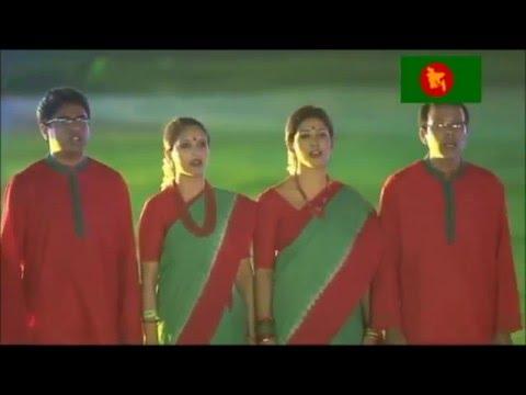 National Anthem of Bangladesh | Lyrics | English Translation