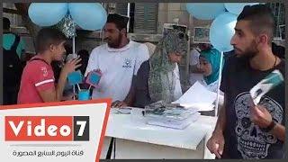 """بالفيديو .. طلاب سياسة واقتصاد القاهرة يدشنون نموذج """"محاكاة الرئاسة الأمريكية """""""