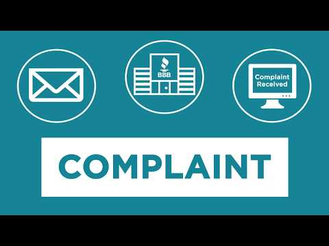 3 Ways To File A Complaint With BBB