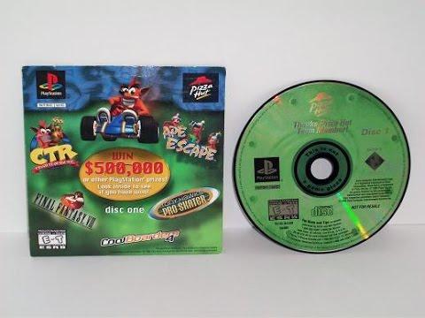 The Greatest Demo Disc Demos? | NeoGAF