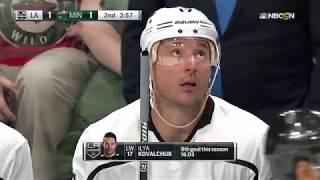 Ковальчук добил шайбу