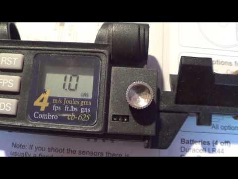 tuto chronographe combro MK4 cb-625  ( vf )