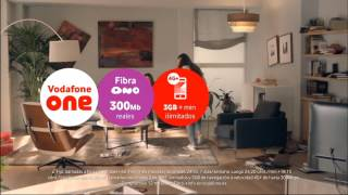 Vodafone One Spain 300Mb and 3Gb Mobile Data September 2015