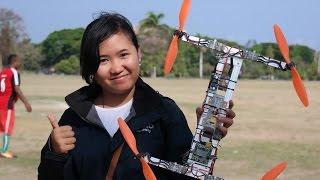 Cara Membuat Drone Quadcopter dan Menerbangkan